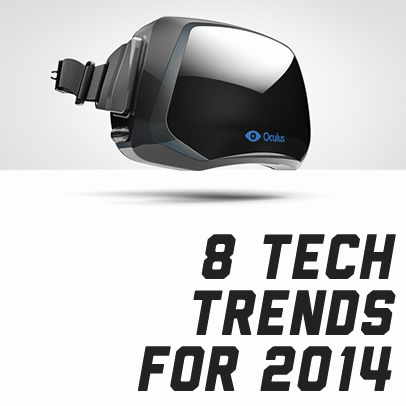 8 Tech Trends for 2014