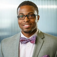 Photo of student Dr. Feranmi Okanlami, MD