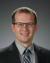 Photo of Professor Matt Leevy