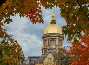 Golden Dome in Fall