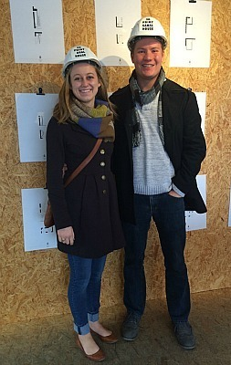 Evan and Kate visit the 3-D Printed Canal House