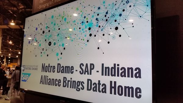 SAP University Alliances - Notre Dame