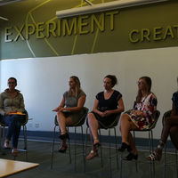 Lunch & Learn panel 9/22/17