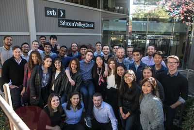 Silicon Valley Bank Trek 2018