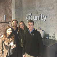 At Unity Technologies
