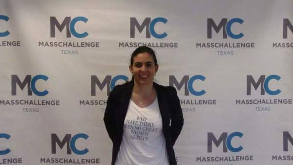 Eydis at MassChallenge