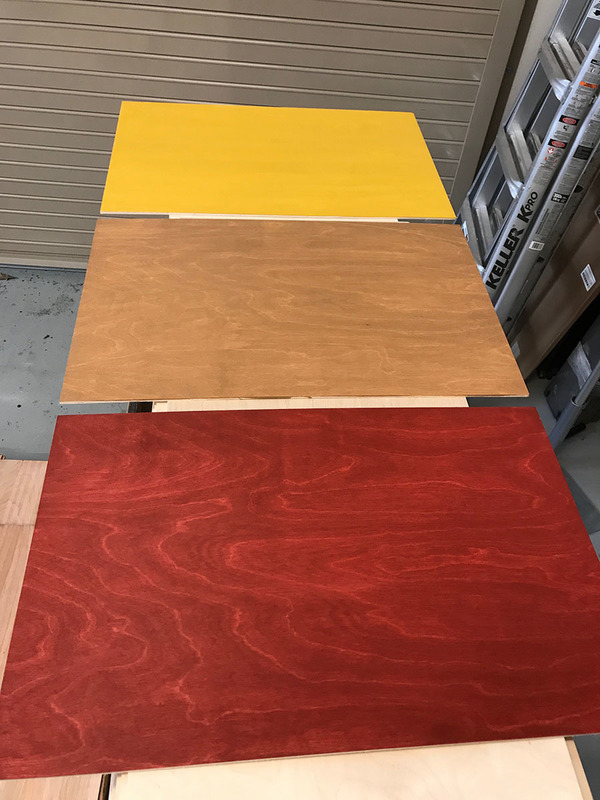 Igbo Painted Boards