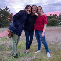 Namrata Borah, Leanne Tang, and Lilly Piz, ESTEEM '20