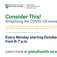 Consider This! Simplifying the COVID-19 conversation