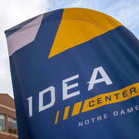Notre Dame's IDEA Center is in Innovation Park.
