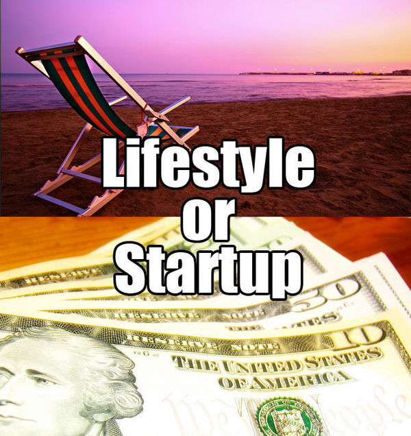 Entrepreneurial Choices: Startup or Lifestyle Business